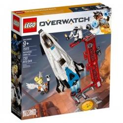 Lego Overwatch Observatorio: Gibraltar 75975