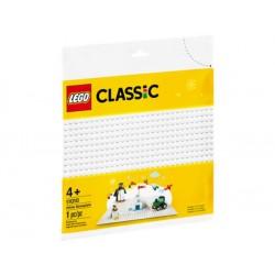 Lego Classic Base Blanca 11010