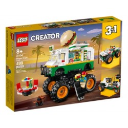 Lego Creator Monster Truck...