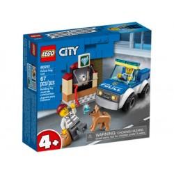 Lego City Police Policía: Unidad Canina 60241