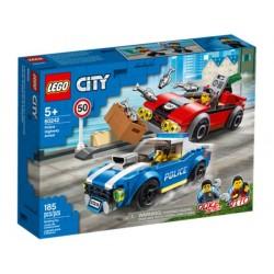 Lego City Police Policía:...