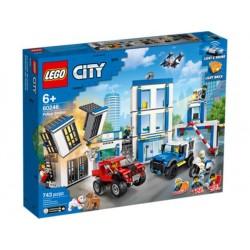 Lego City Police Comisaría...