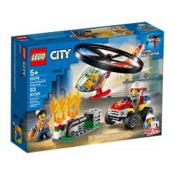 Lego City Fire Intervención...