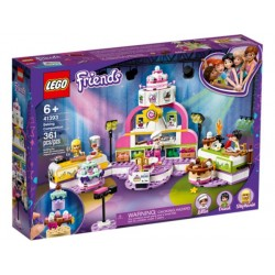 Lego Friends Concurso de...