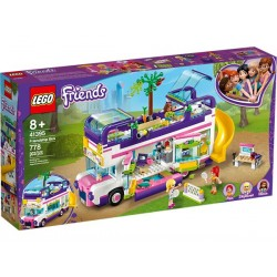 Lego Friends Bus de la...
