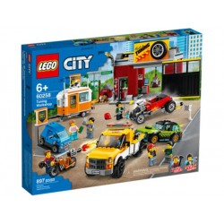 Lego City Nitro Wheels...