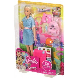 Barbie  Muñeca Dreamtopia Sirena luces de arcoiris