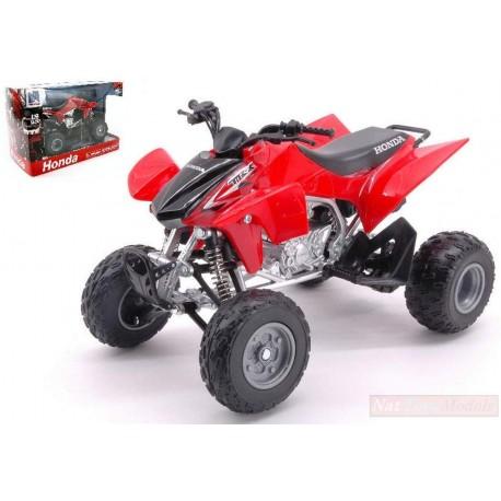 Quad Honda TRX450R 1:12