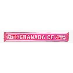 Bufanda Granada Club de Fútbol rosa