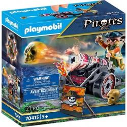 Playmobil 70415 Pirata con Cañón