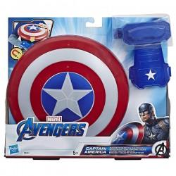 Avengers- Guantelete Electrónico emite luz y sonido Hasbro