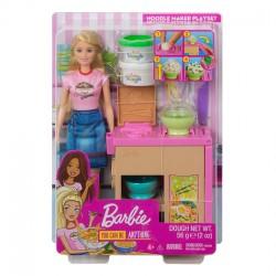 Barbie moda peinados y vestidos sorpresa