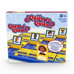 Juego Quién Es Quién 05801Slo Hasbro Gaming