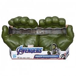 Avengers Hulk Puño poderoso Emite sonidos y luces 35cm