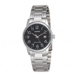 Reloj Casio Caballero MTP-V002D-1B
