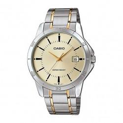Reloj Casio Caballero MTP-V004SG-9A