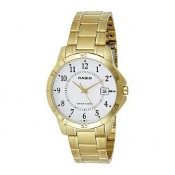 Reloj Casio Caballero MTP-V004G-7B dorado