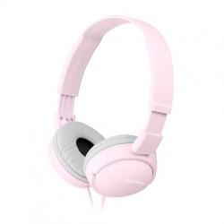 Sony cascos auriculares  MDR-Zx110Apb para Smartphone con micrófono Rosa