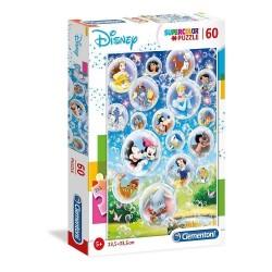 Puzzle 60 piezas Disney...
