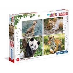 Puzzles cachorros animales...