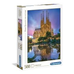 Puzzle 500 piezas Sagrada...