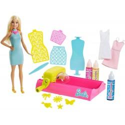 Barbie crayola color magic...