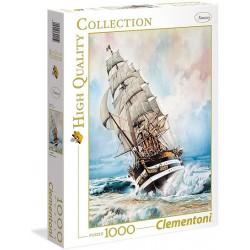 Puzzle 1000 piezas Amerigo Vespucci de Clementoni 69x50cm
