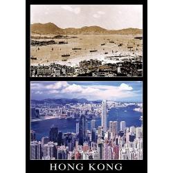 Puzzle Clementoni 1000 Piezas Victoria Harbour - Hong Kong