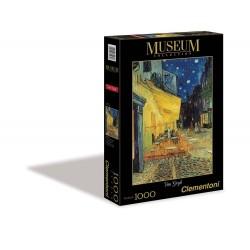 Puzzle 1000 piezas Van Gogh: Café de Noche Exterior