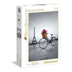 Puzzle 500 piezas Paseo Romantico en Paris