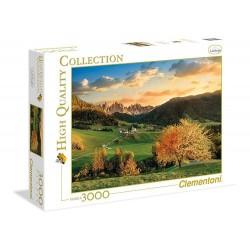 Puzzle 3000 piezas Los Alpes