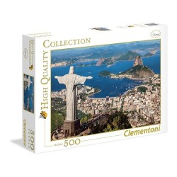 Puzzle 500 piezas Rio de...