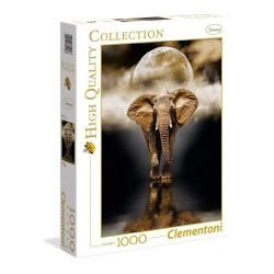 Puzzle 1000 piezas El elefante