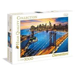 Puzzle 3000 piezas New York