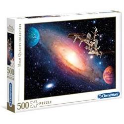 Puzzle 500 piezas Estacion...