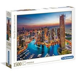 Puzzle 1500 piezas Dubai...