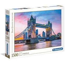 Puzzle 1500 piezas Tower...