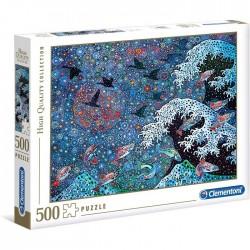 Puzzle 500 piezas Bailando...