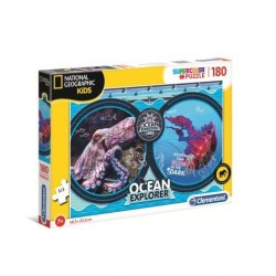 Puzzle 180  National Geographic - Ocean Expedition