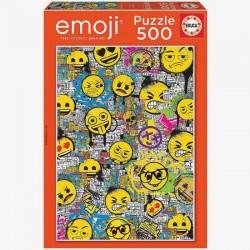 Puzzle 500 piezas Emoji...