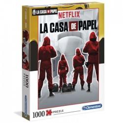 Puzzle 1000 piezas La Cassa...