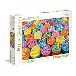 Puzzle 500 piezas Colorful...