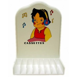 Heydi Clasificador cintas de radio Casette