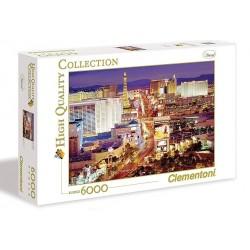 Puzzle 6000 piezas Las Vegas
