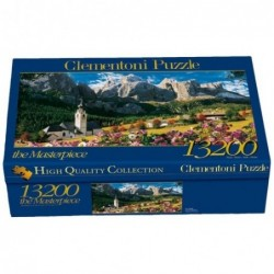 Puzzle 13200 piezas Dolomitas