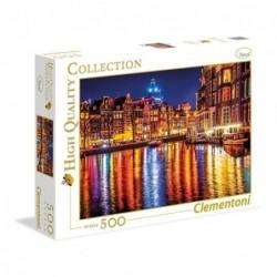 Puzzle 500 piezas Amsterdam