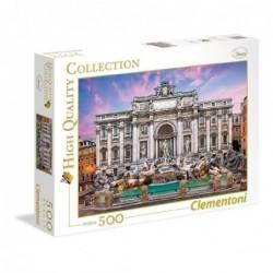 Puzzle 500 piezas Fontana...