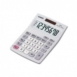 Calculadora Casio MX8B blanco