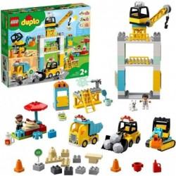 Lego Duplo Town 10933 Grúa...