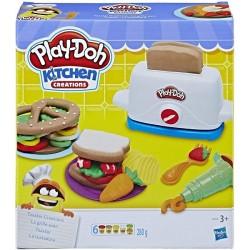 Play-Doh La Tostadora...